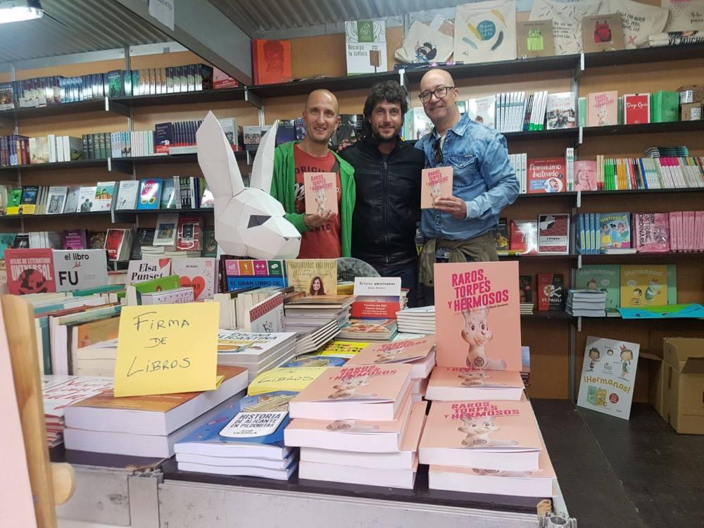 Feria del libro de Alicante 3