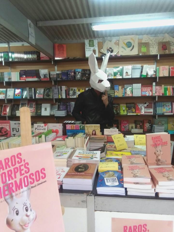 Feria del libro de Alicante 5
